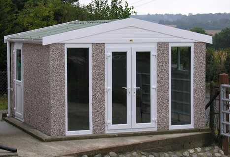Garden rooms from rwhconcretegarages.co.uk